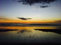 sunset Playa Avellanas